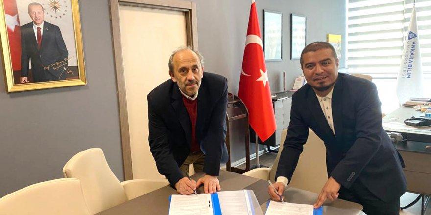 Ankara Bilim Üniversitesi ve Novarge Arasında Eğitim Protokolü İmzalandı