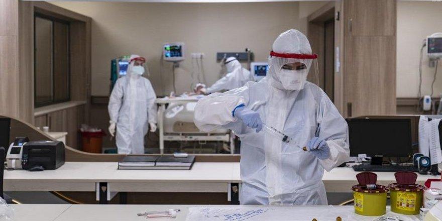 Güncel Korona virüsü verileri açıklandı! Vaka ve Vefatlarda Rekor Artış!