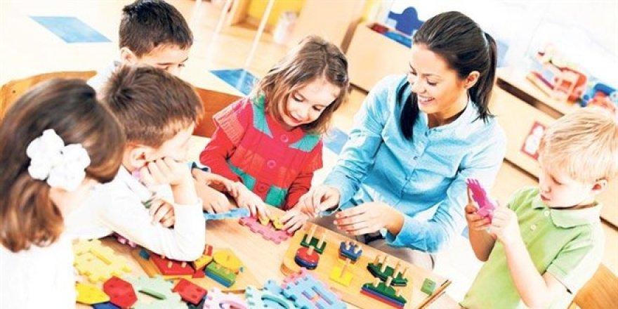 MEB Okul Öncesi Eğitimde Dönem Sonu İşlemleri ile ilgili Resmi Yazı