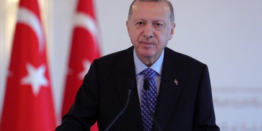 Erdoğan: Palet fabrikasına 20 milyar dolar diyen, fabrika görmemiştir