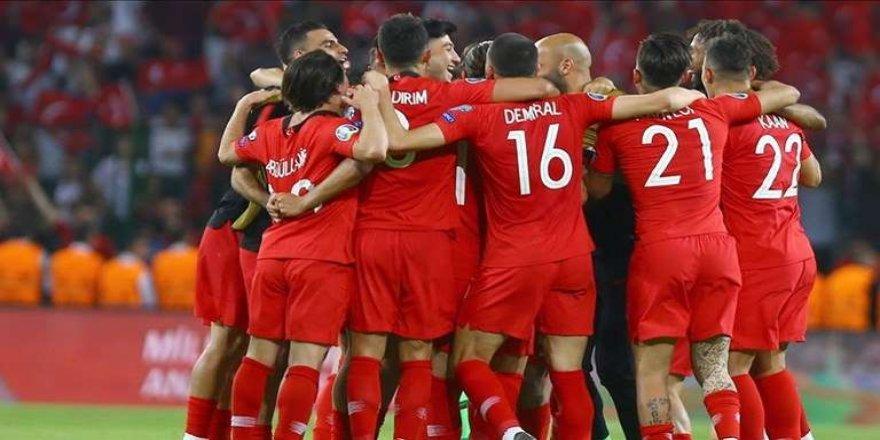 2022 Dünya Kupası yolunda Türkiye'nin rakipleri belli oldu