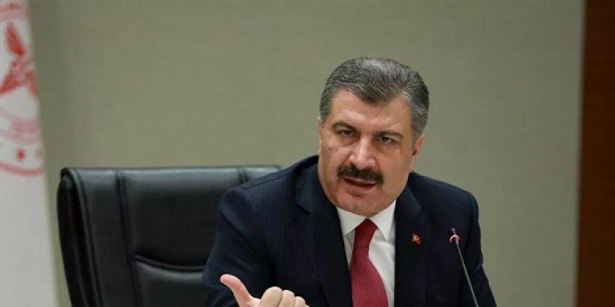 Sağlık Bakanı Koca'dan İmamoğlu'na: Çok acı, çok yanlış