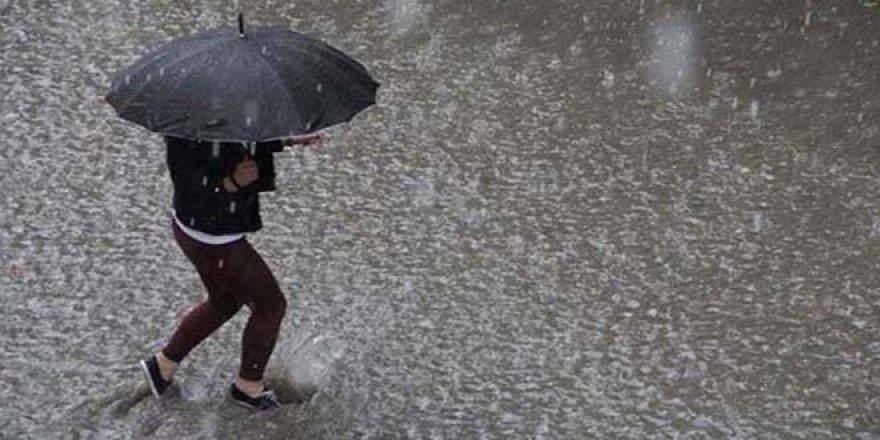 Meteoroloji il il uyardı! Çok kuvvetli yağış bekleniyor