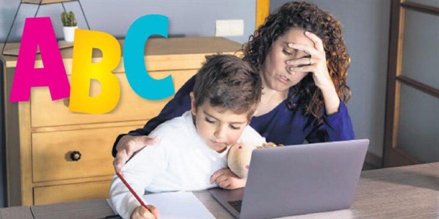 Online'da ABC öğrenilemiyor! Öğretmen ve Veliler endişeli!