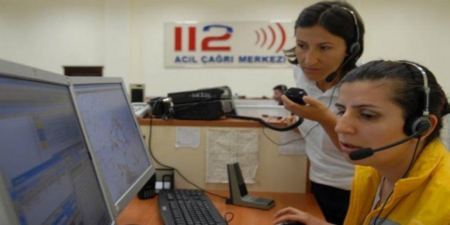 30 Öğretmene 112 Çağrı Merkezi Görevlendirmesi - Yüz Yüze Eğitim Başlayana Kadar
