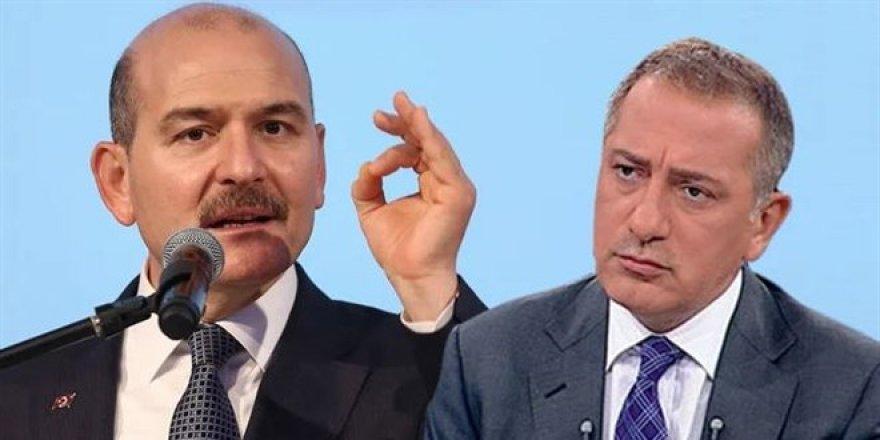 Bakan Soylu'dan Fatih Altaylı'nın skandal sözlerine sert cevap!