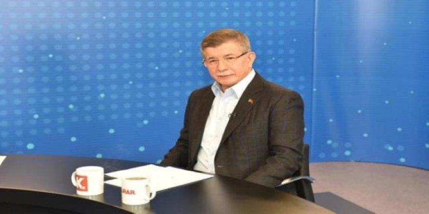 Davutoğlu: Erdoğan damadının adını ağzına almıyor, Ağbal'ı mı koruyacak
