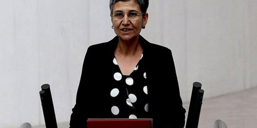 Milletvekilliği düşürülen HDP'li Leyla Güven gözaltına alındı