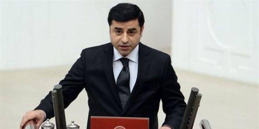 AİHM, Demirtaş'ın tahliye edilmesini istedi