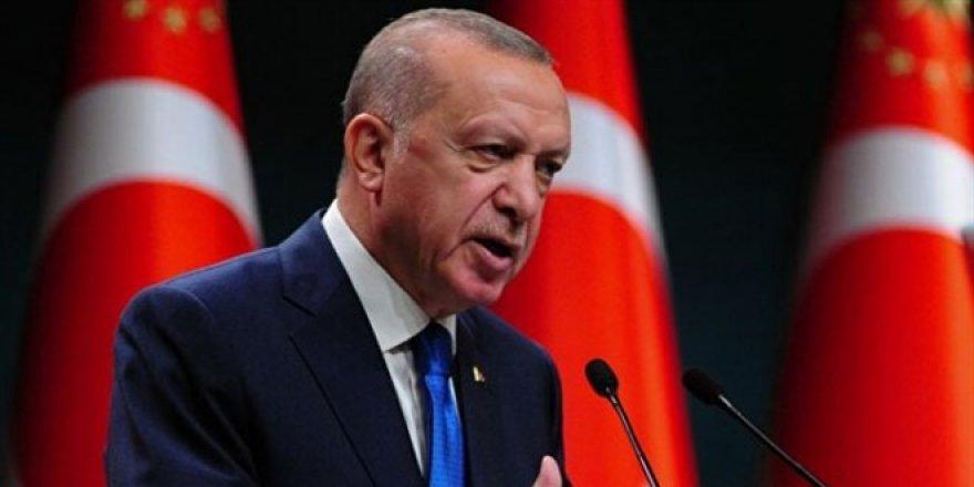 Erdoğan'dan Demirtaş kararına tepki: Bu terör yanlısı karar bizi bağlamaz