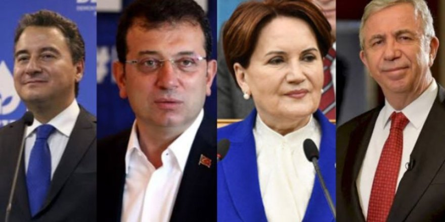 Cumhurbaşkanı Erdoğan'ın karşısında kim ne kadar oy alıyor?