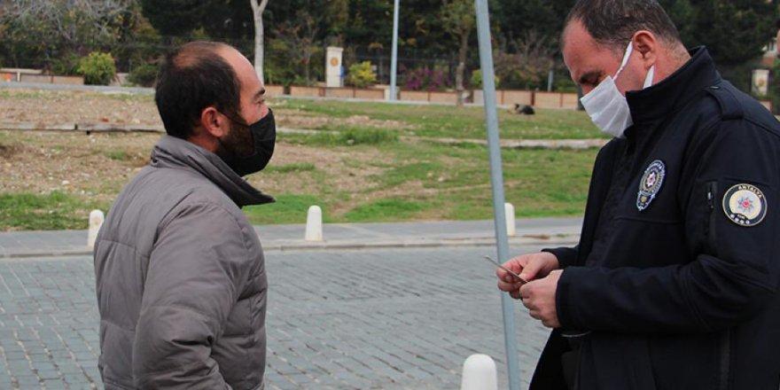 EGM, gidecek yeri olmayan vatandaştan kesilen ceza için özür diledi