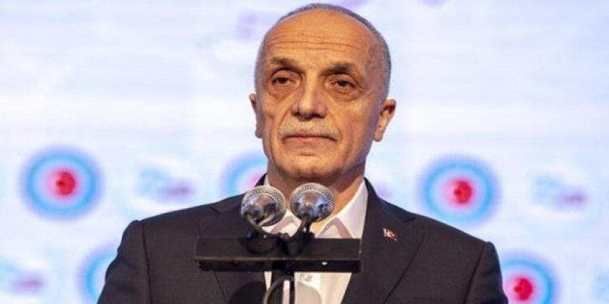 Yeni asgari ücrete Türk-İş'ten ilk tepki geldi!