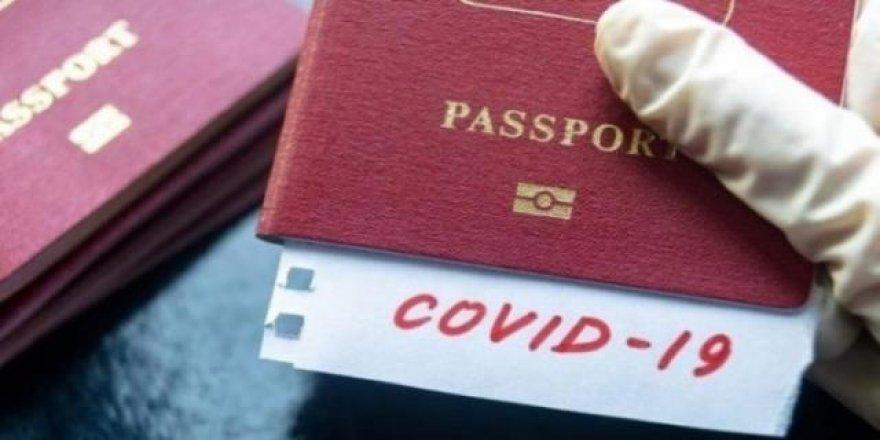 Aşı pasaportu mecburi oluyor