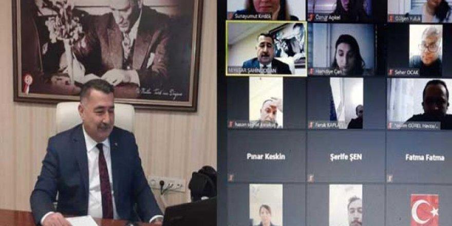 Türk Eğitim-Sen, İl İçi Özür Grubu Mağduru Öğretmenlerle Bir Araya Geldi