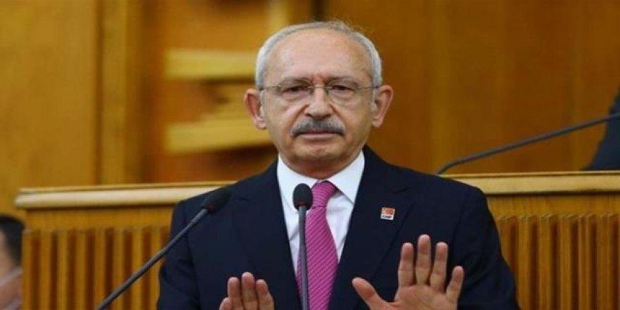 """Kemal Kılıçdaroğlu'ndan Fikri Sağlar'a """"başörtüsü"""" tepkisi"""
