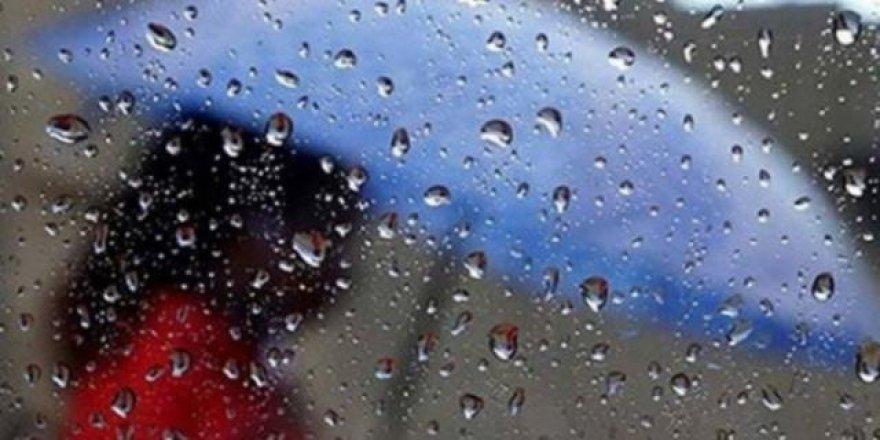 Yağış alan bölgelerde sıcaklık azalacak - Hava durumu Haritalı