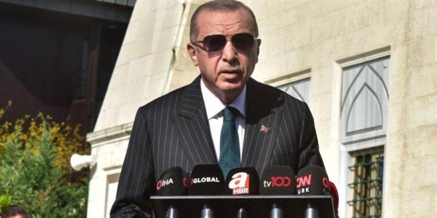 Erdoğan'dan 'Boğaziçi' olaylarına ilişkin açıklama