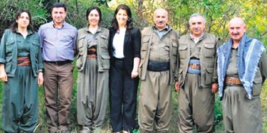 Vekil değil, PKK'nın kadrolu teröristleri (Kobani ve Hendek olayları iddianamesi)