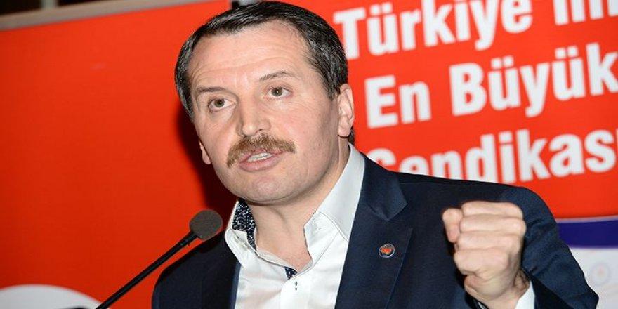 Ali Yalçın: Ak Parti'nin Arka Bahçesi Değiliz!