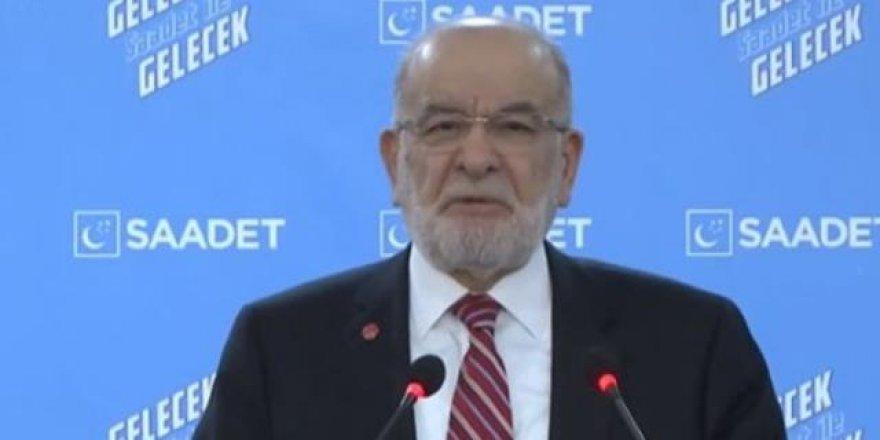 Ahmet Hakan: Millet İttifakı'nda DP gitti, Saadet Partisi gitti gidiyor gibi
