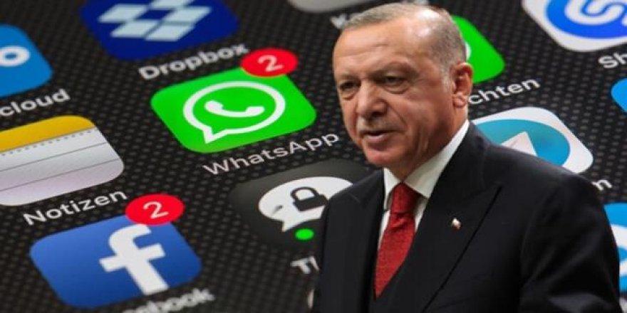 Erdoğan'dan yeni sosyal medya talimatı!