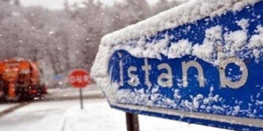 Sıcağa aldanmayın: İstanbul'a 4 gün kar geliyor