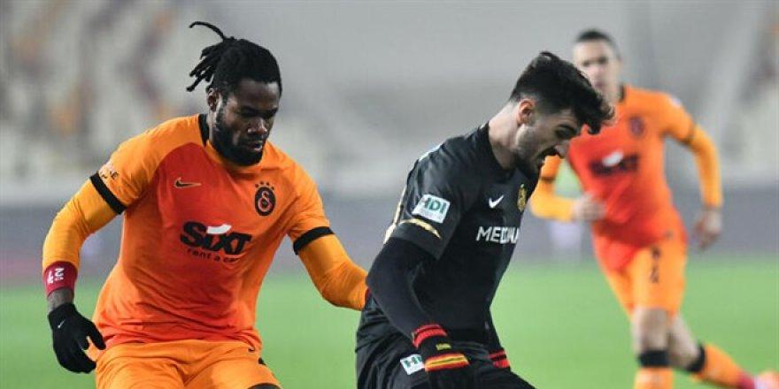 Galatasaray çeyrek finale yükseldi