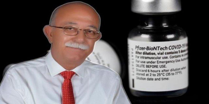 İsmail Koncuk, 'BionTech'ten 25 bin doz alındı, 2. doz yapıldı'