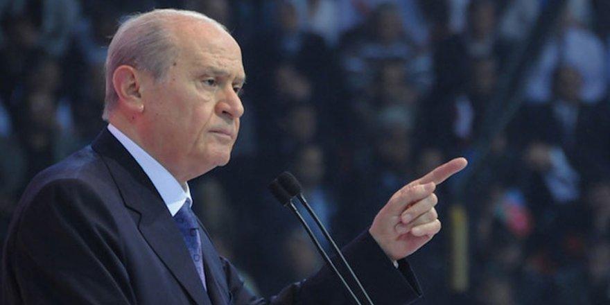 MHP Genel Başkanı Devlet Bahçeli: Erken Seçim...