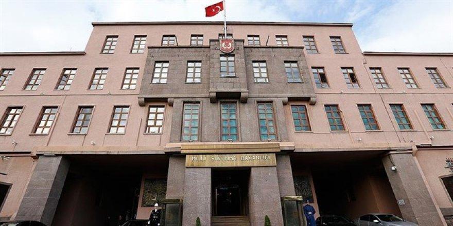 Milli Savunma Bakanlığı 2 askeri hakimi ihraç etti