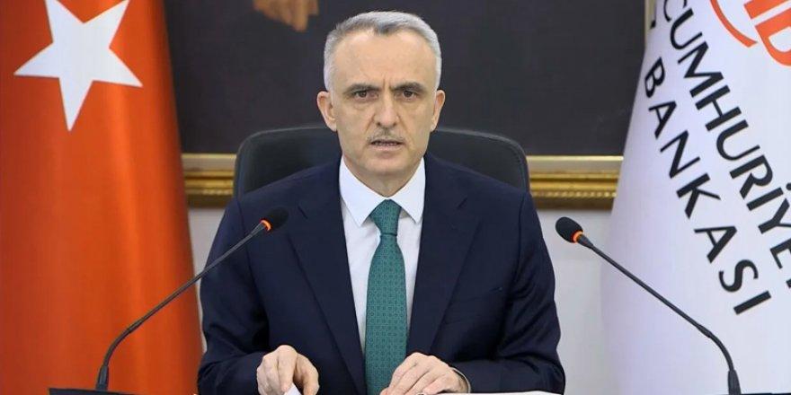 """""""Merkez Bankası Başkanı Naci Ağbal'a yol gözüktü"""""""