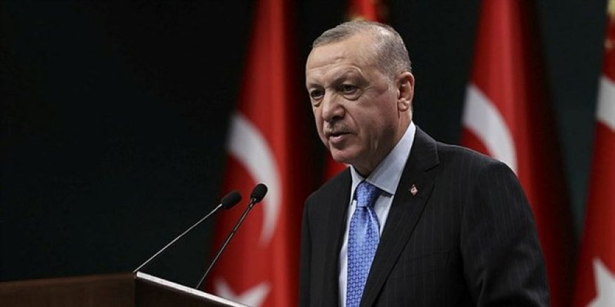 YÖK programında Erdoğan'dan son dakika müjdesi...
