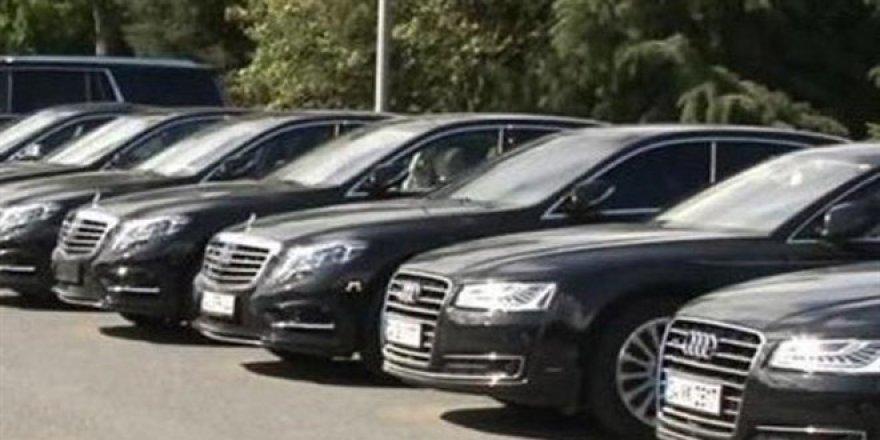 Türkiye'den Volkswagen'e makam aracı misillemesi