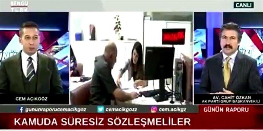 """""""Sözleşmeli personele Cumhurbaşkanı müjdeyi verecek"""""""