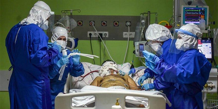 Vakalar artınca hastanelere mutant virüs talimatı gitti