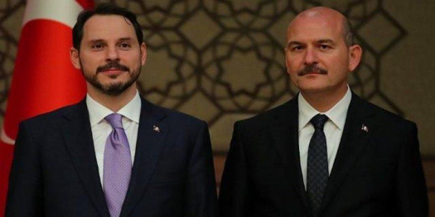 Süleyman Soylu'dan flaş Berat Albayrak açıklaması!