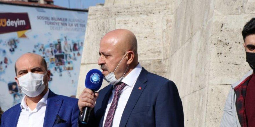 Türk Eğitim-Sen'den Atama Bekleyen Öğretmenlerin Eylemine Destek!