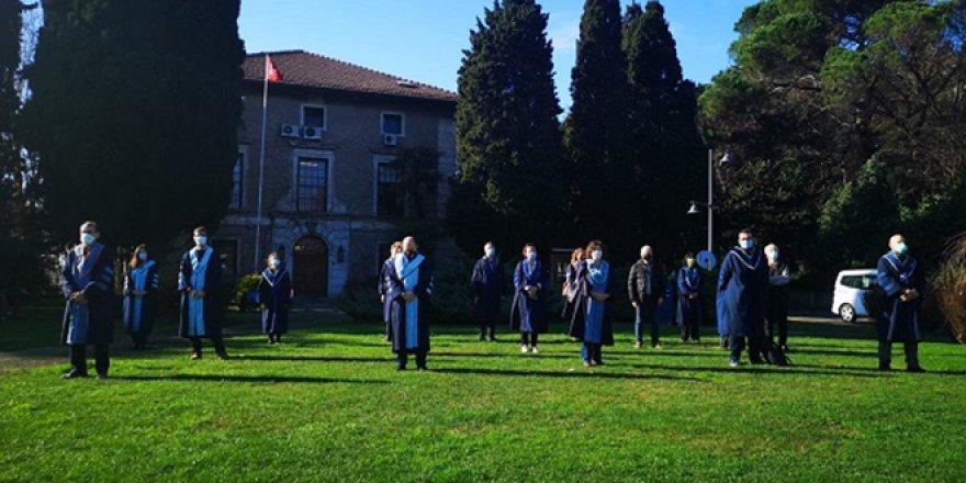 Boğaziçi Üniversitesindeki eylemler devam ediyor