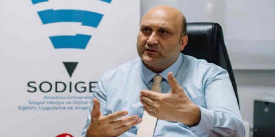 """SODİMER Başkanı Prof. Dr. Eraslan'dan """"verileri Türkiye'de kalan uygulamaların seçilmesi"""" tavsiyesi:"""