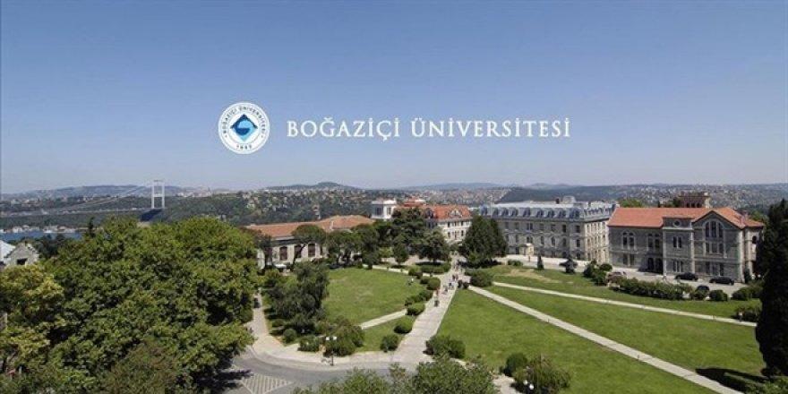 Boğaziçi Üniversitesinde yeni rektör yardımcıları belli oldu