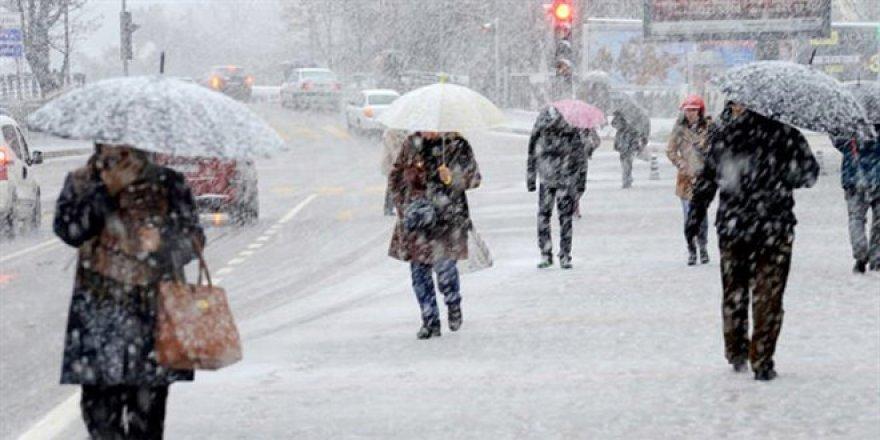 5 gün daha yaz hafta sonu kış! 20 derece birden düşecek...