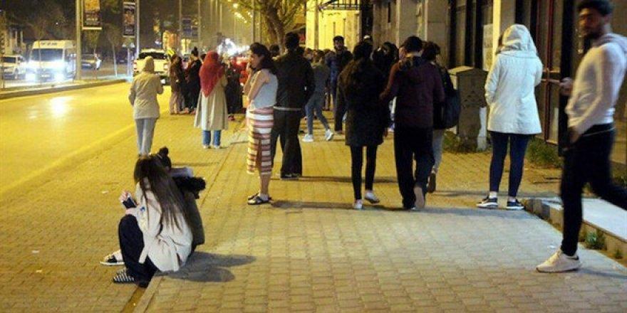 Kastamonu'da 4.5 büyüklüğünde deprem