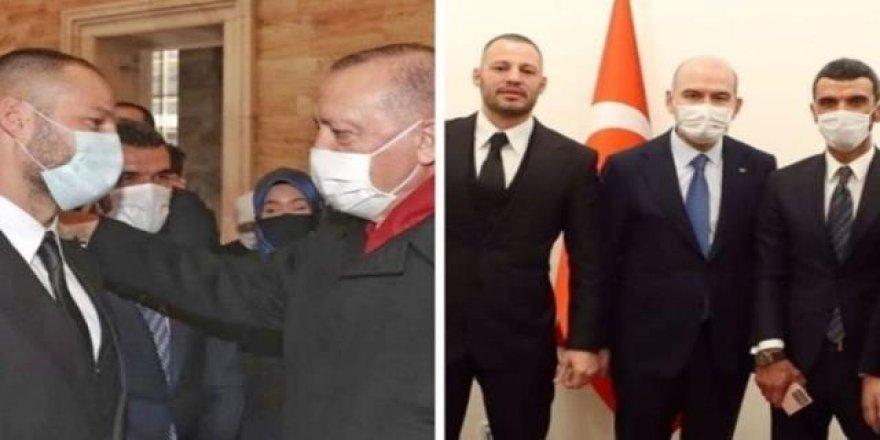 Erdoğan ve Soylu'nun kapıları ona açıldı