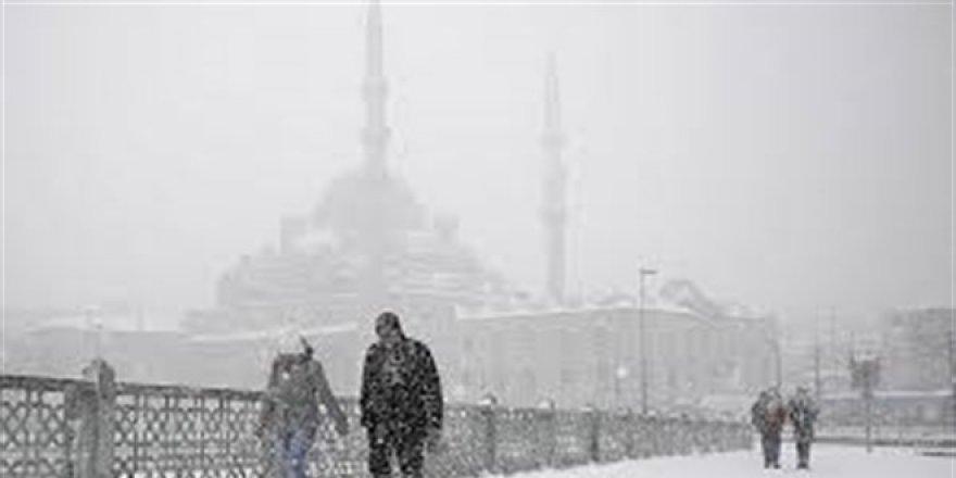 Meteorolojiden 'yoğun kar' uyarısı: 30 cm'yi bulacak