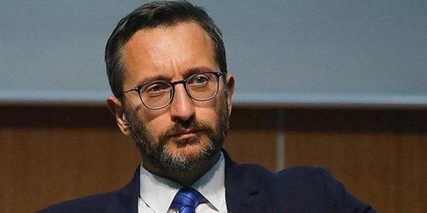 İletişim Başkanı Fahrettin Altun: HABERTÜRKÜ KINIYORUZ