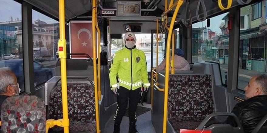 Toplu taşıma yasağı 12 yaşa düştü