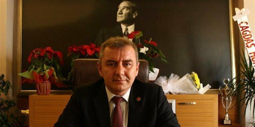 Baro Başkanı tepki çekti... Topbaş'ın ardından Gökçek'in ölümünü istedi