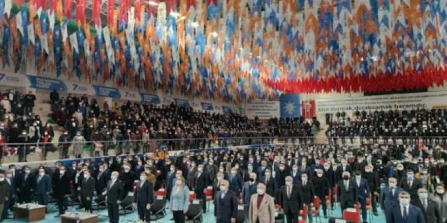 Vatandaşta AK Parti kongrelerine karşı inanılmaz öfke ve tepki var