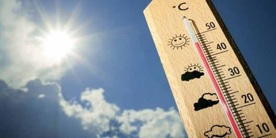 Meteoroloji duyurdu: Sıcaklıklar yükseliyor
